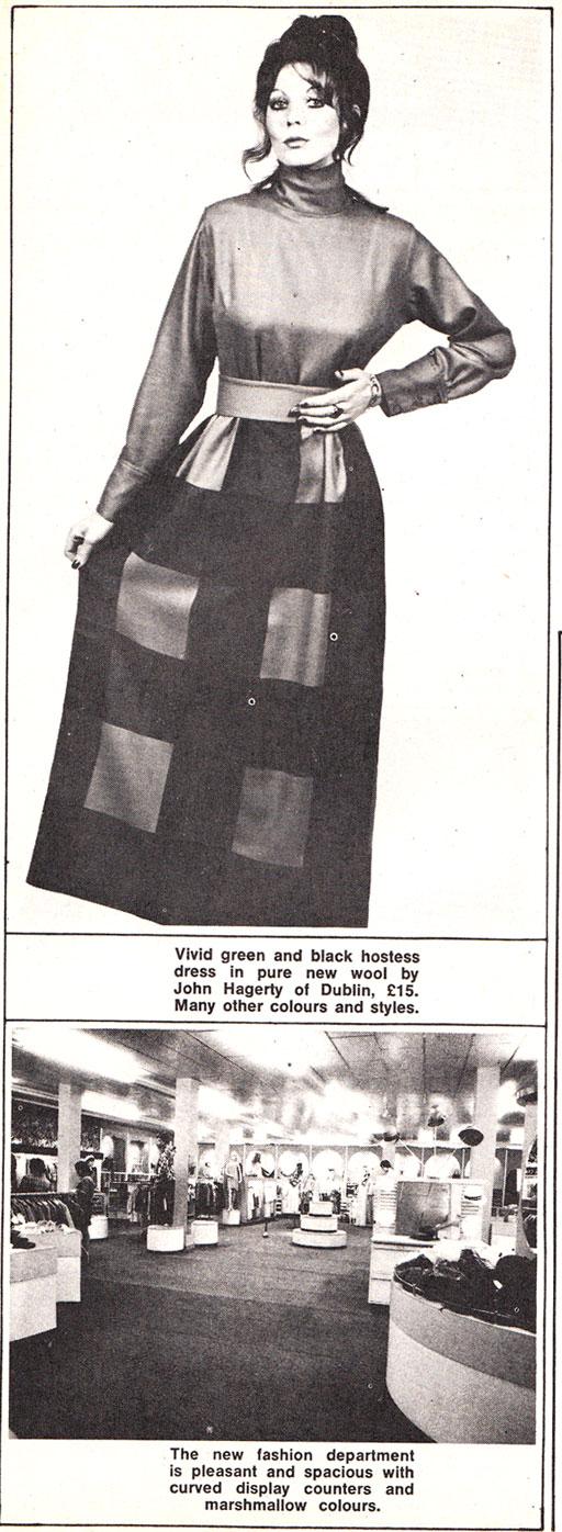 johnh hagerty dublin design 1971