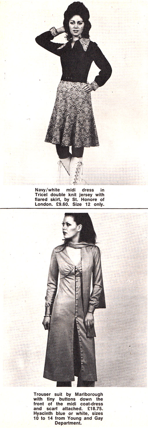 todds limerick fashion 1971