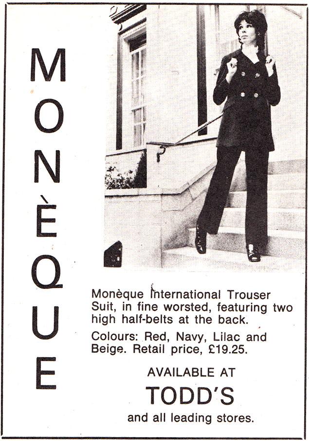 moneque todds 1971