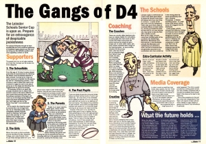 The Gangs of D4