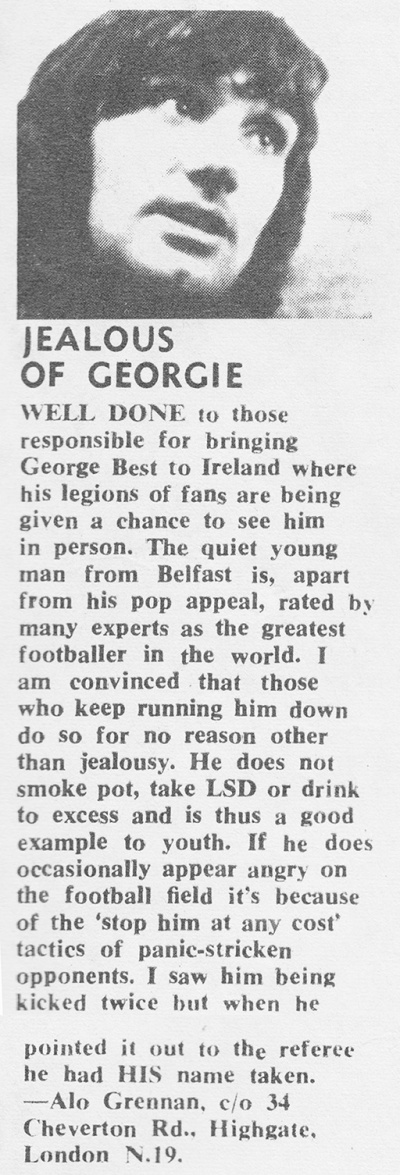 letter-george-best-irish-ballrooms-1970