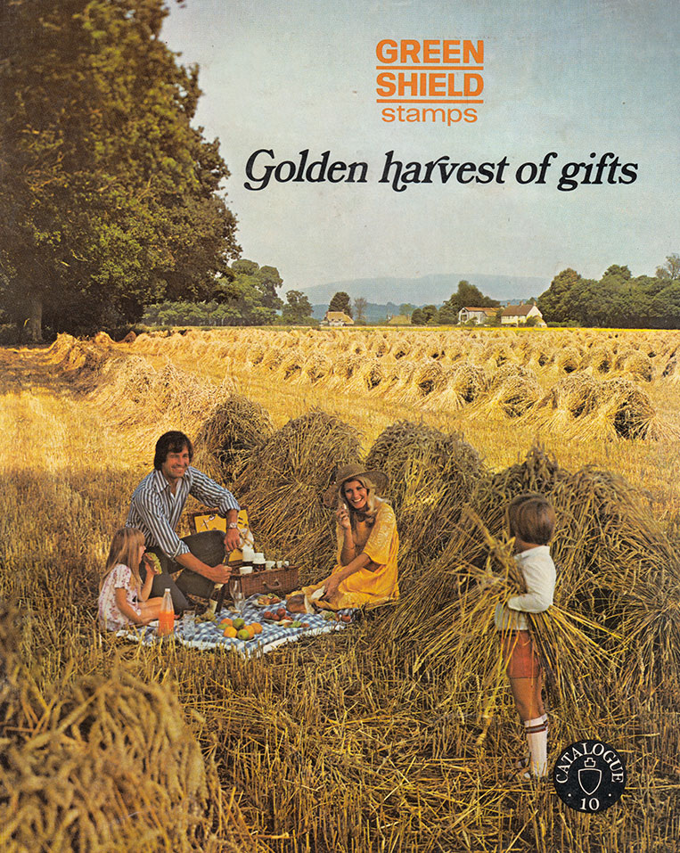 Green Shield Catalogue #10 -Irish Version- July 1974