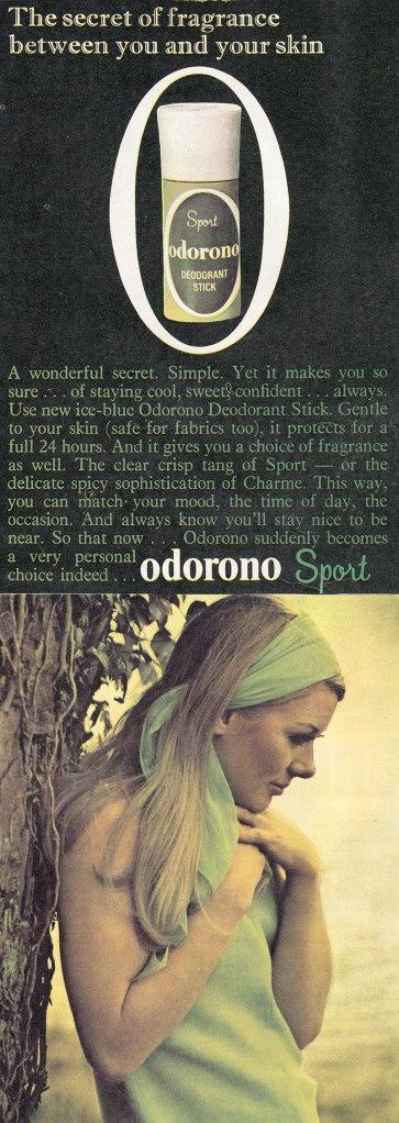 1968-Woman's Way-Odorona