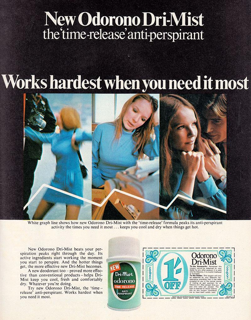1970-Woman's Way-Odorona
