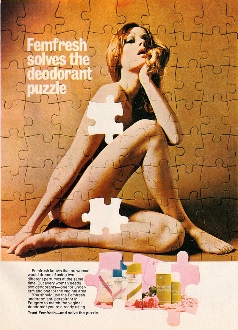 1971 - Woman's Choice - Femfresh