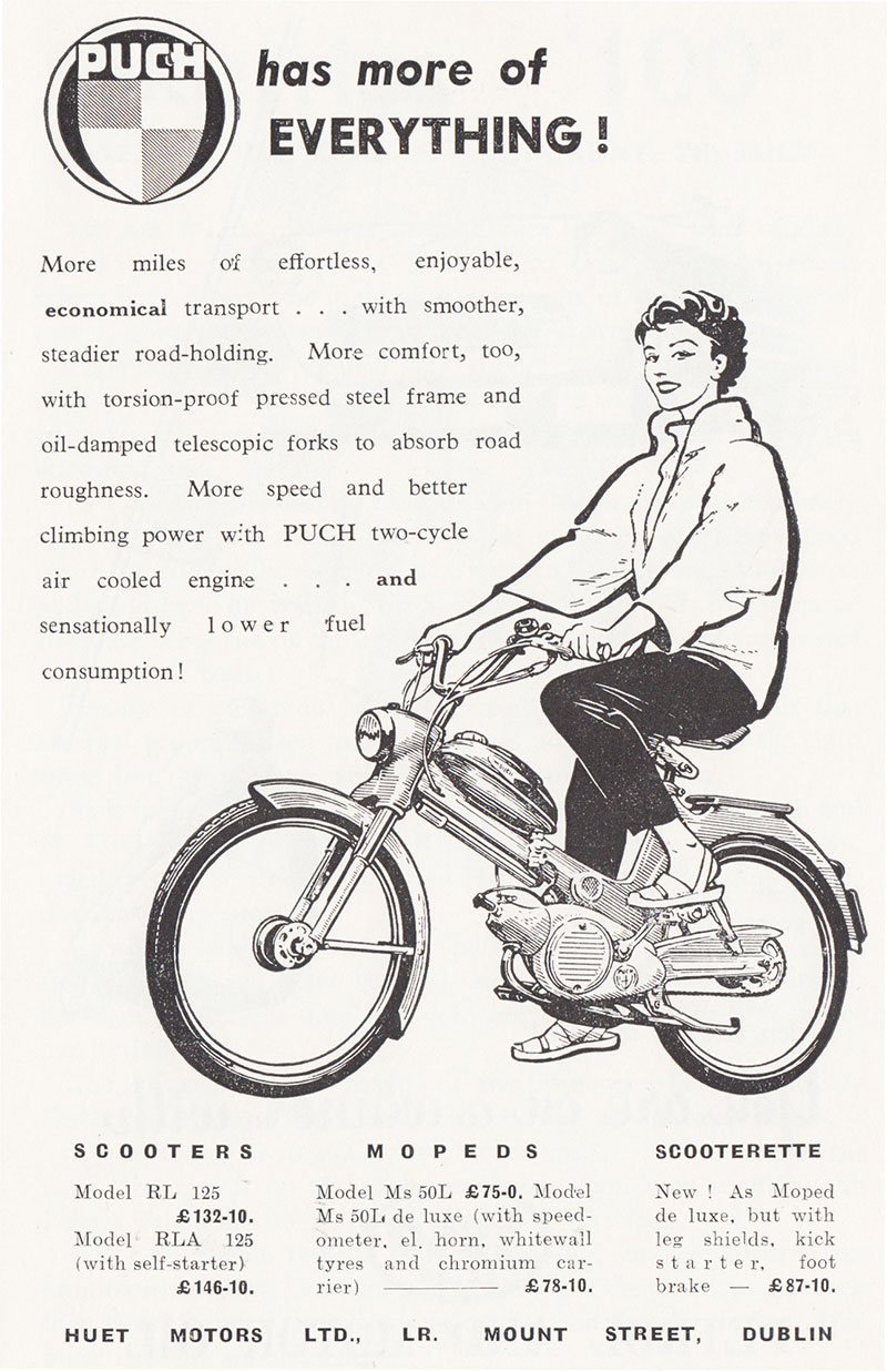 puch-scooter-het-motors-dublin-1959