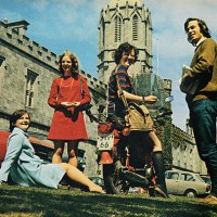 University College Galway - The Word, 1972