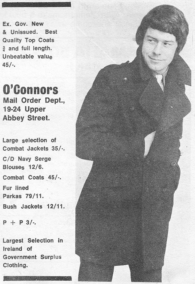 advert-pat-egan-oconnors-1969