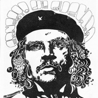 Advert for first Che Guevara Poster by Jim Fitzpatrick -  1968