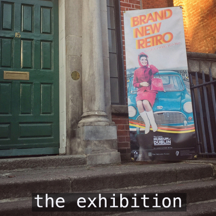 brand new retro exhibition at Little Museum