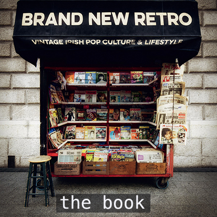 brand new retro book
