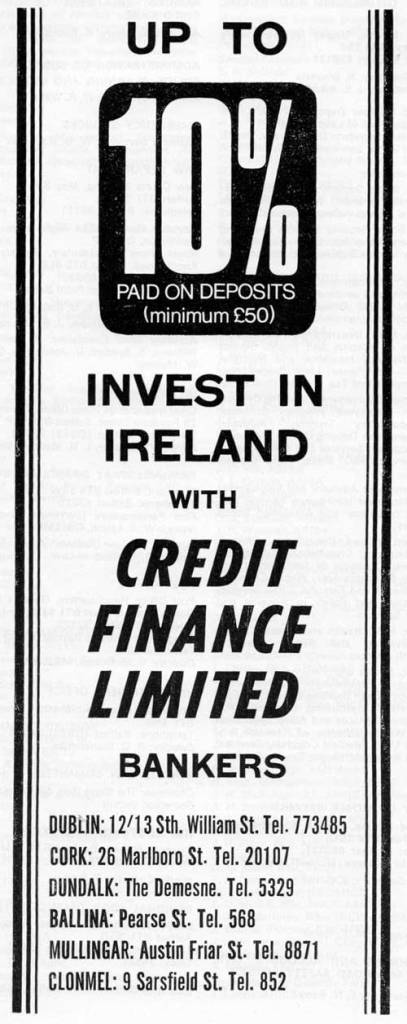 Credit Finance Ltd