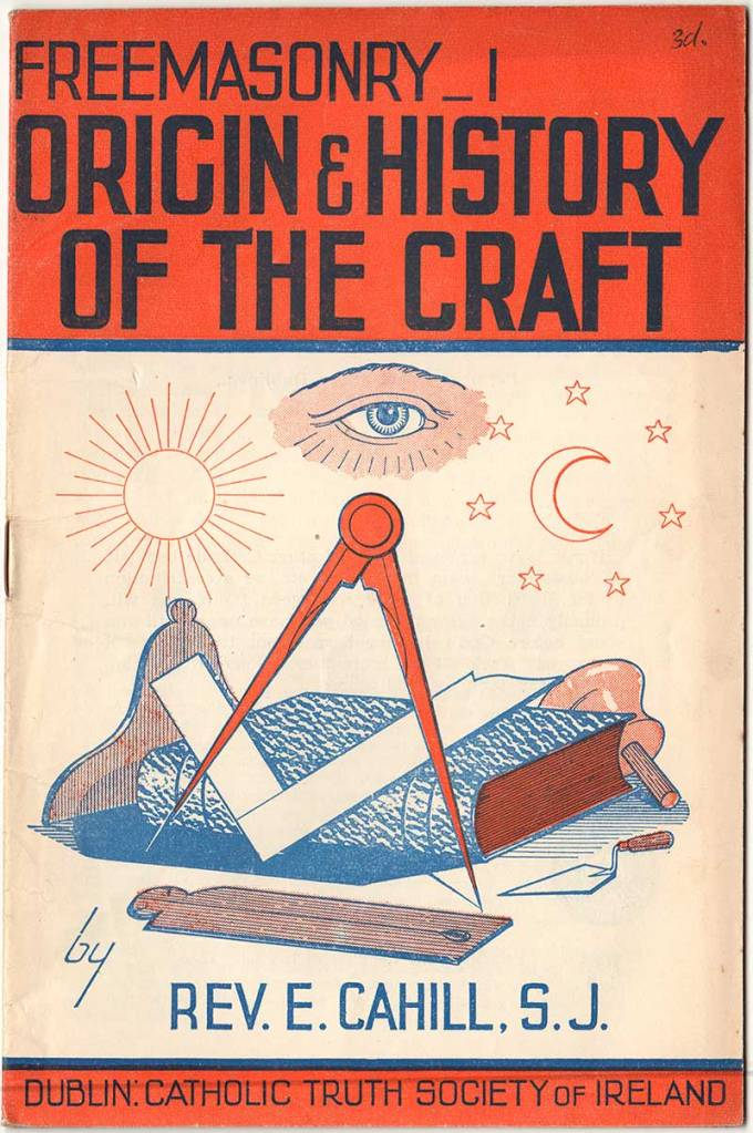 Freemasonry - Origin and History of the Craft - 1950