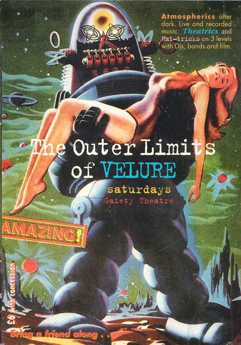 Velure Gaiety Theatre 1995
