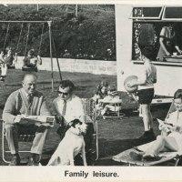 Aylevarroo Caravan Park, Kilrush Co Clare - 1970s